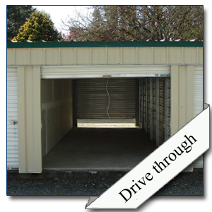 Burris Creek Mini Storage Unit Pricing
